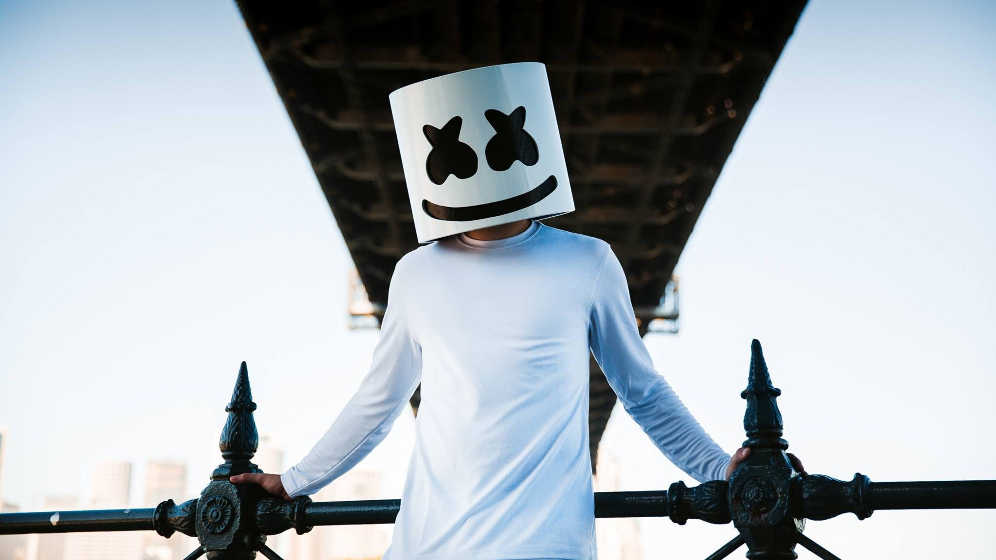 Marshmello at Newport Dunes Waterfront Resort