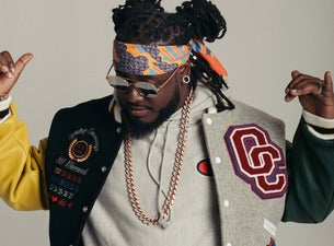 T-Pain : 1up Tour