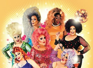 Drag Diva Brunch:Holiday Show