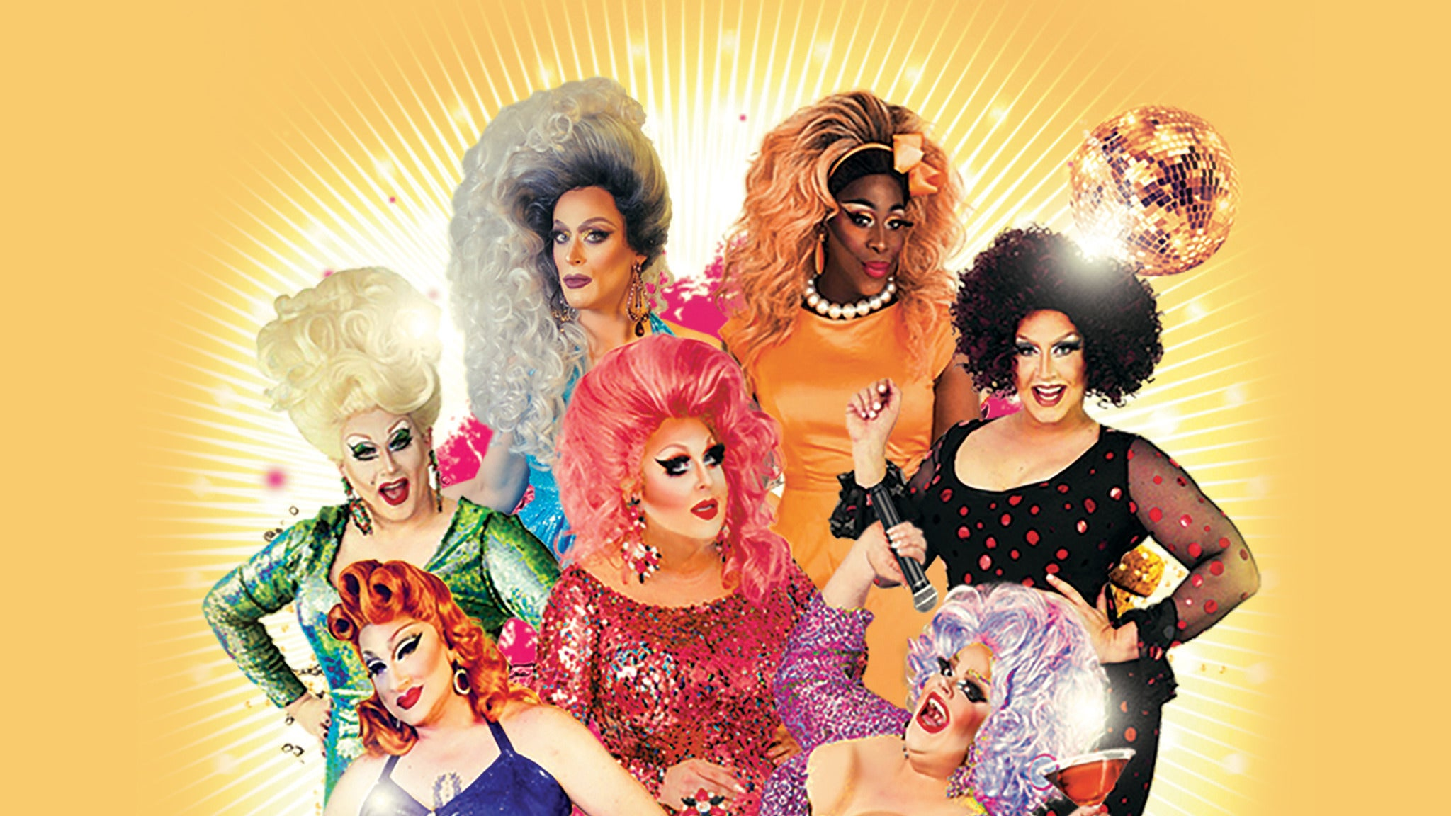 Drag Diva Brunch - The 90's Edition