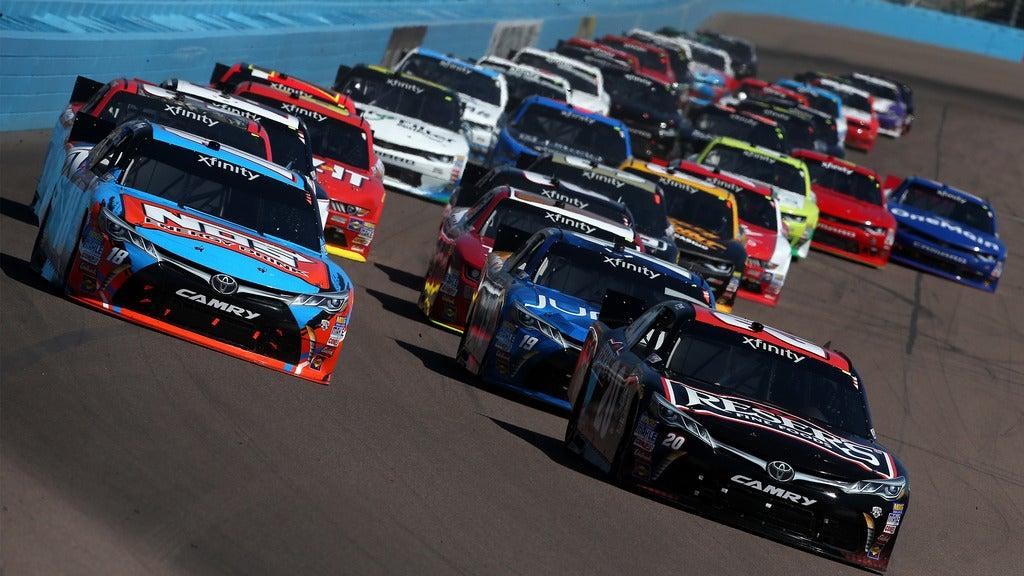 Hotels near NASCAR XFINITY Series Events