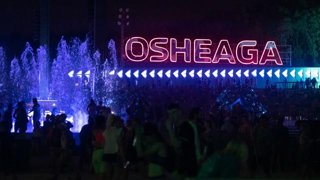 Osheaga Passes