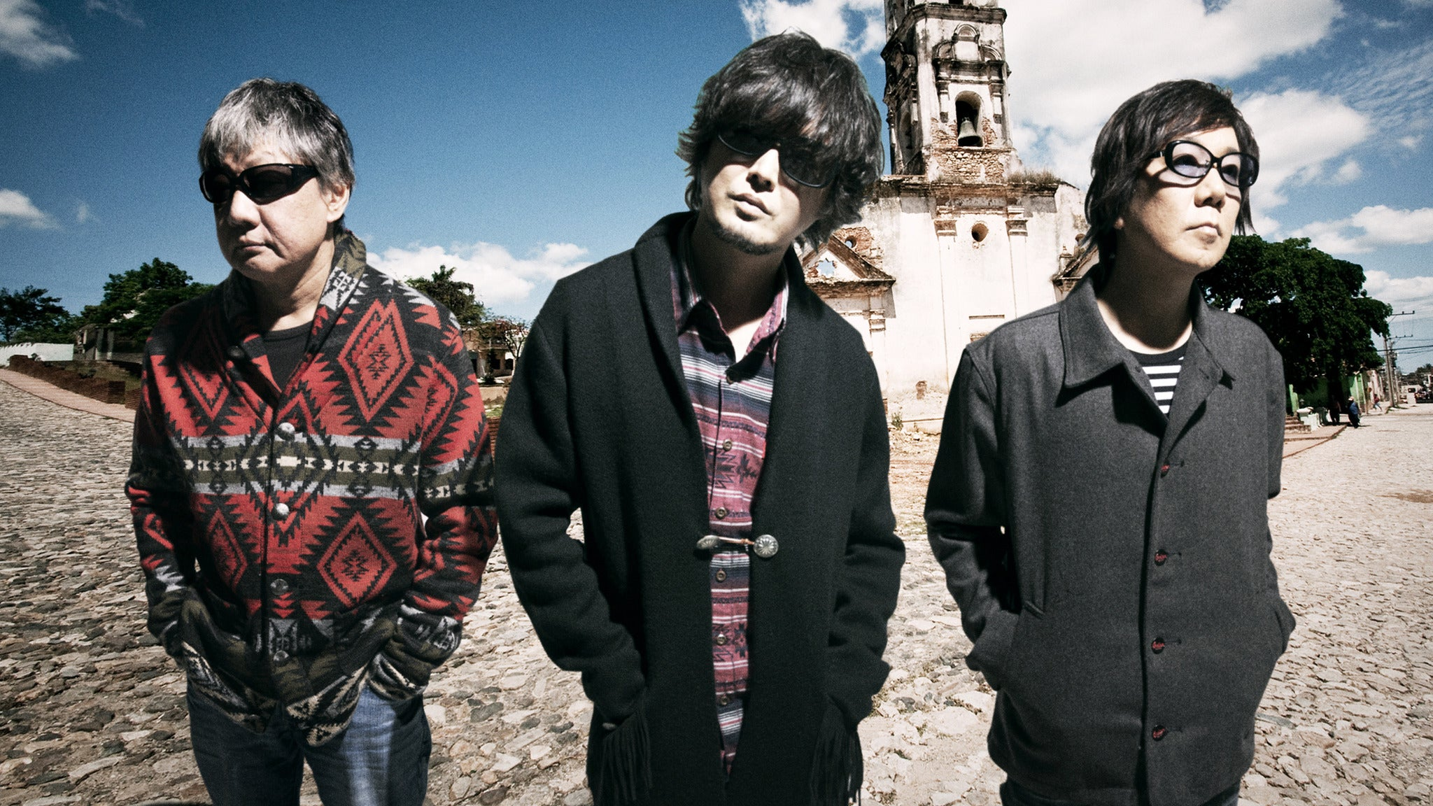 The Pillows Feat. FLCL Mono Me You Sun Tour at August Hall