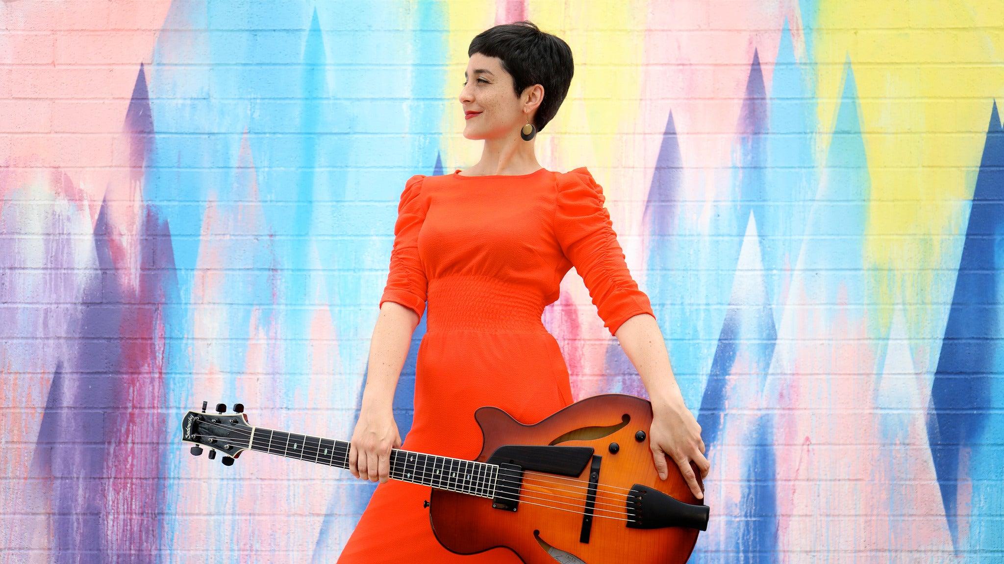Camila Meza & The Nectar Orchestra: Ámbar