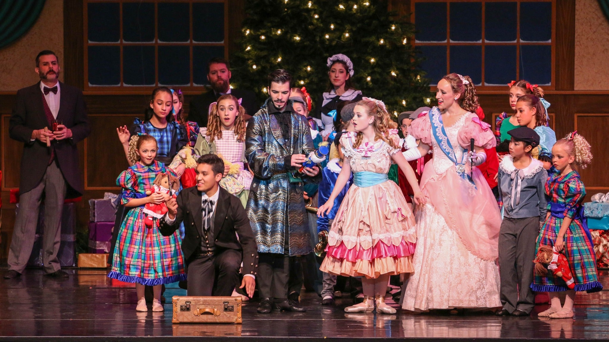 Los Gatos Ballet's Nutcracker at Flint Center - Cupertino, CA 95014