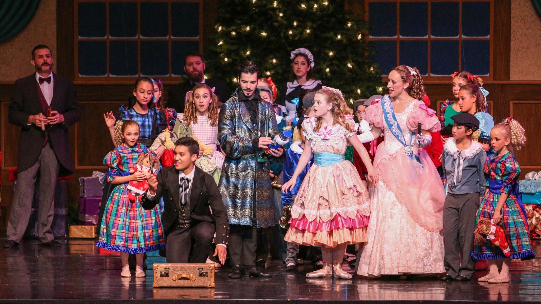 Los Gatos Ballet's Nutcracker at Flint Center - Cupertino, CA 95014