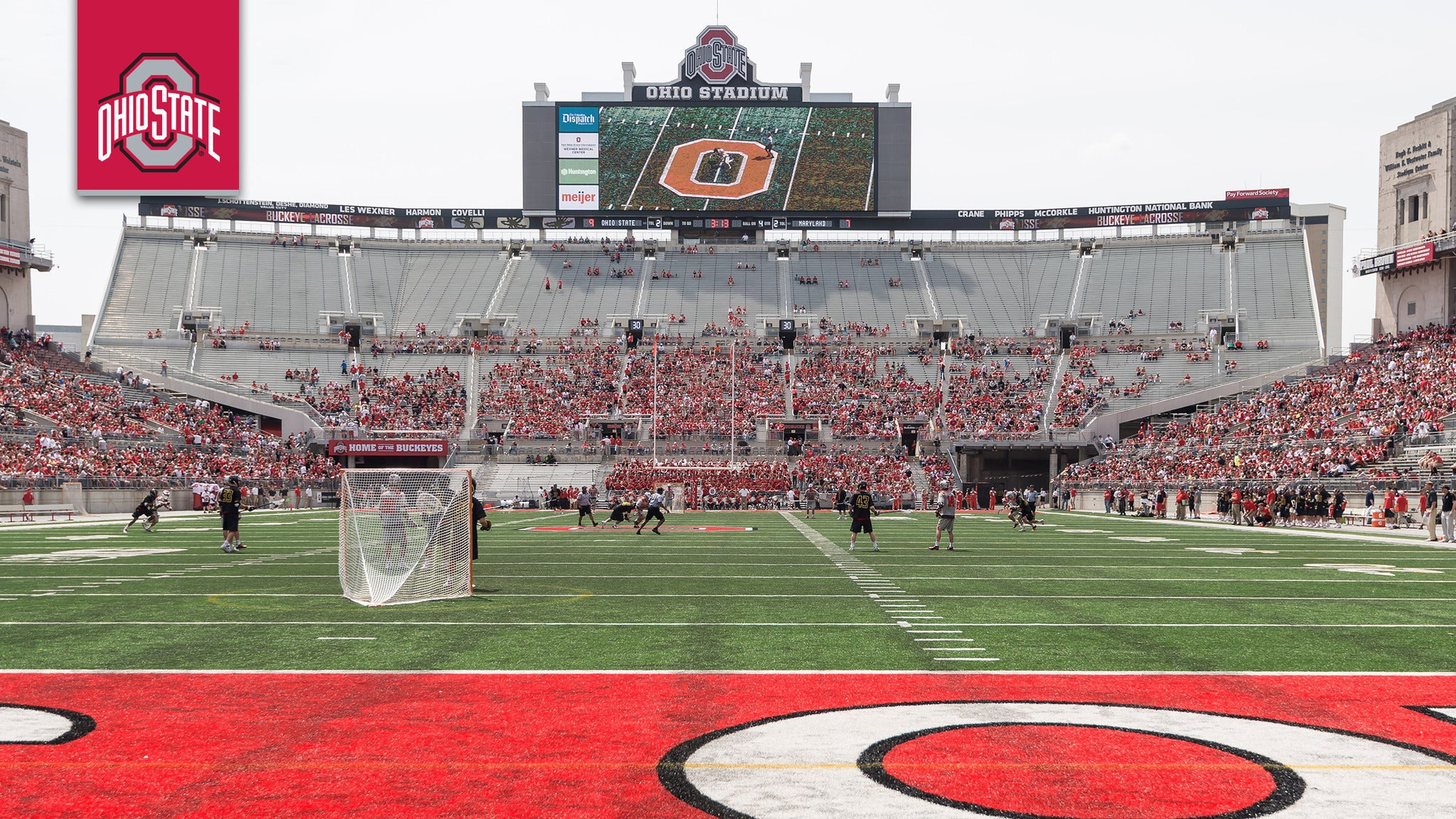 Ohio Stadium Columbus Tickets Schedule Seating Chart Directions