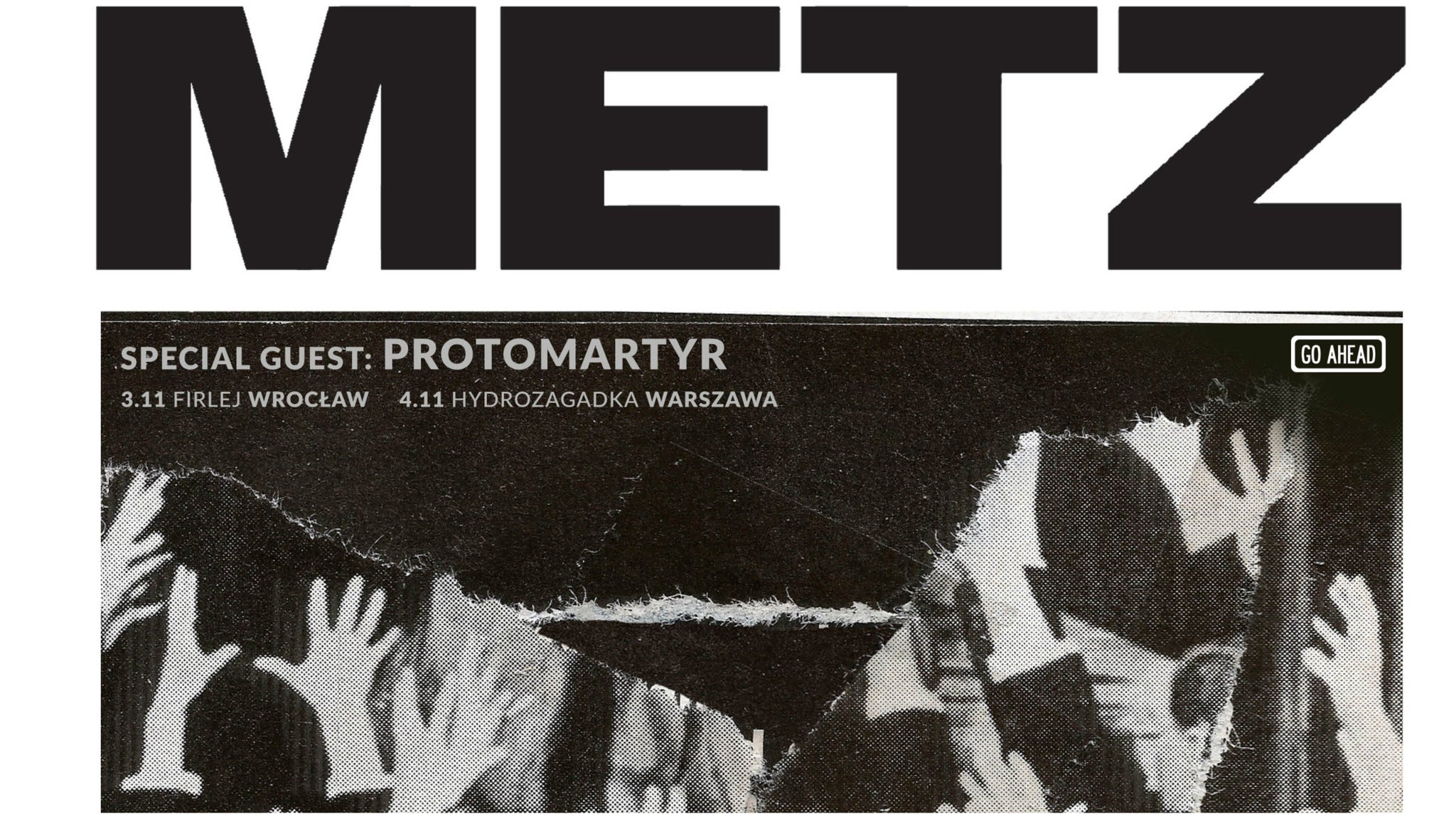 METZ at Teragram Ballroom - Los Angeles, CA 90017
