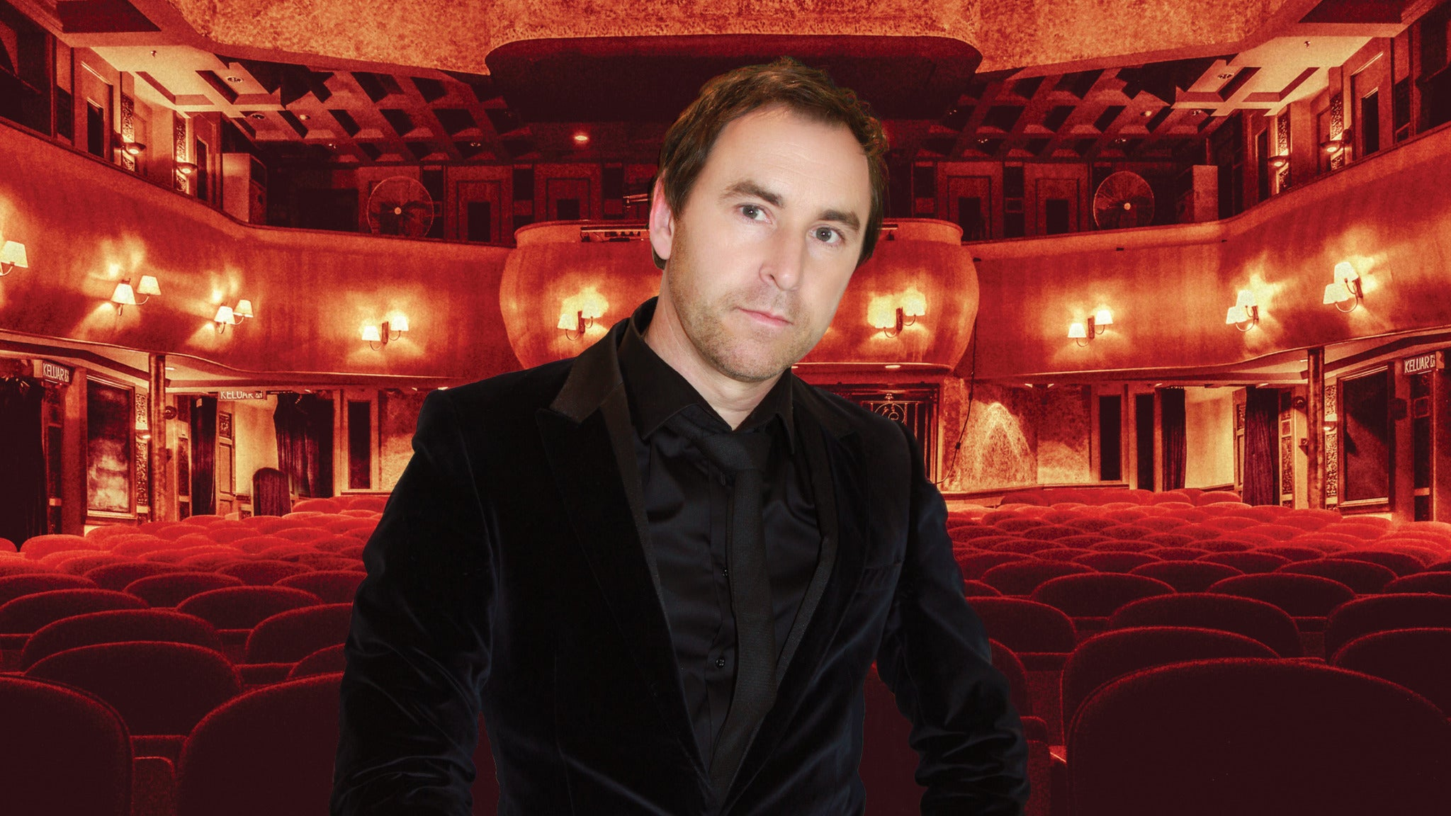 Damien Leith - Roy + Strings Tour tickets (Copyright © Ticketmaster)