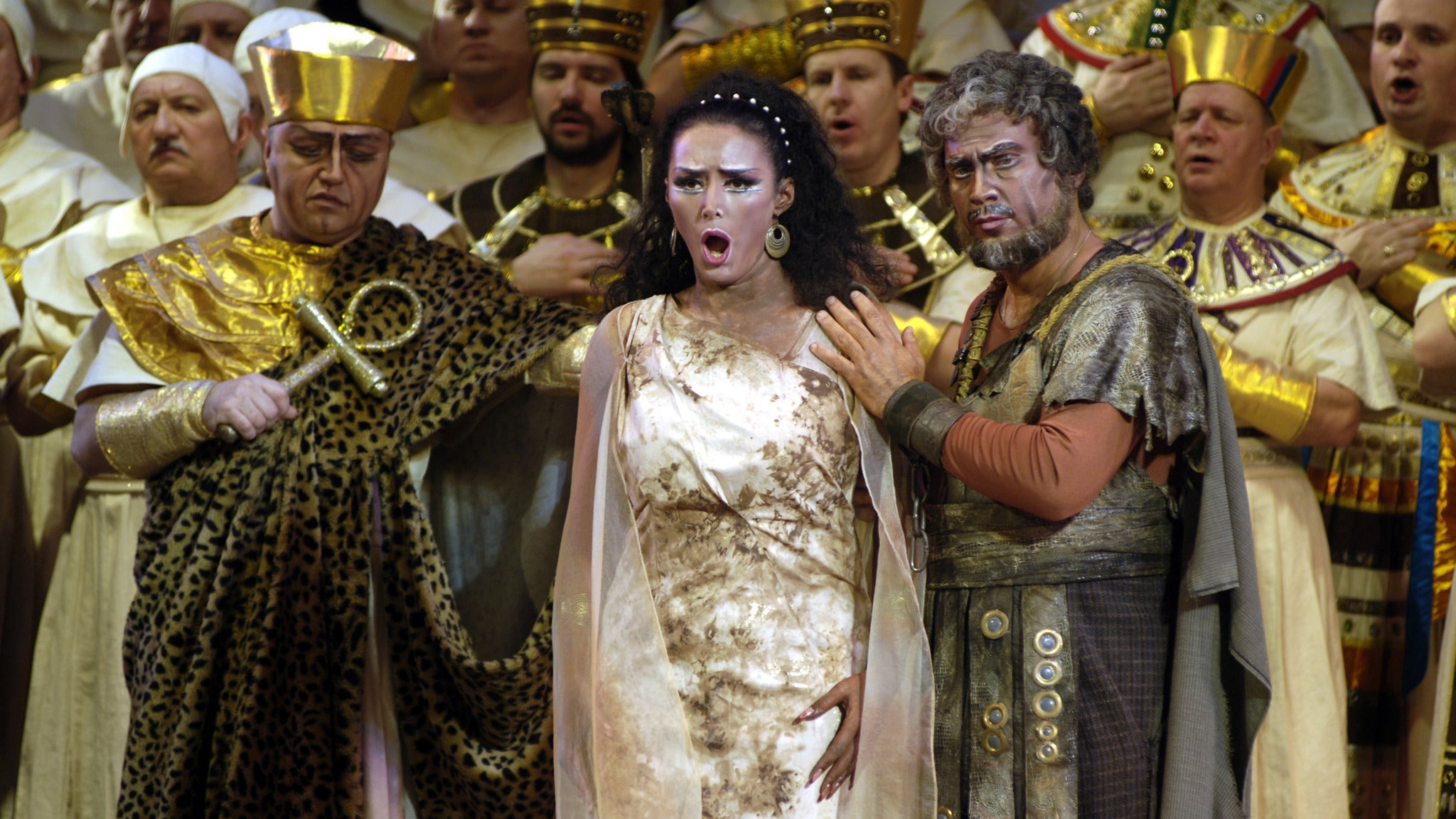 Aida - All City Musical at Akron Civic Theatre