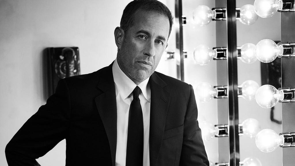 Jerry Seinfeld | Mashantucket, CT | The Grand Theater at Foxwoods Resort Casino | December 9, 2017