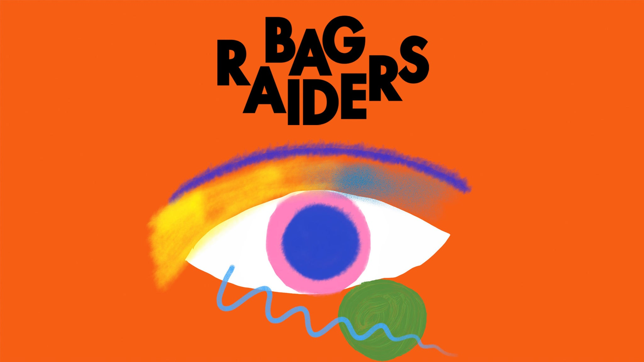 Bag Raiders with RKCB at Observatory North Park