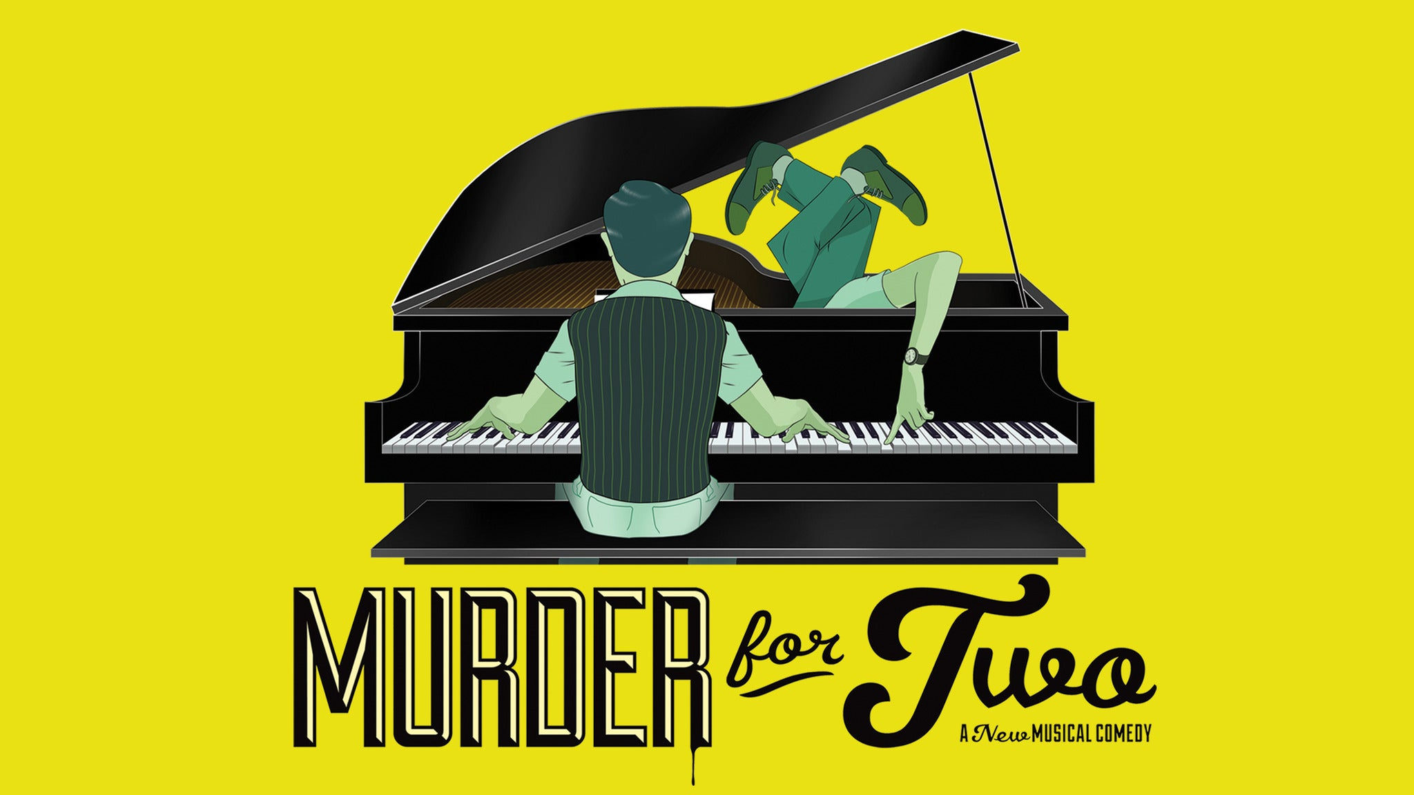 Marriott Theatre Presents: Murder for Two