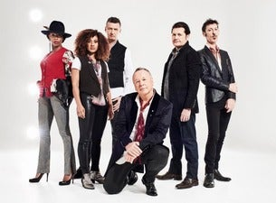 An Evening With SIMPLE MINDS Walk Between Worlds Tour