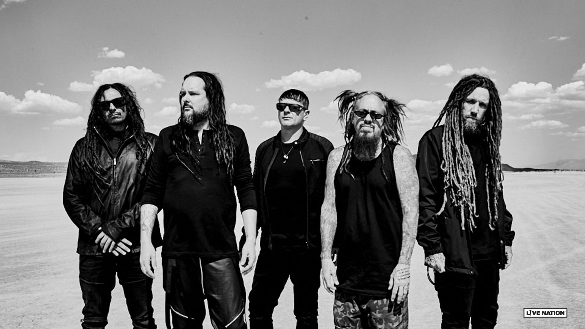 Korn & Faith No More at Shoreline Amphitheatre