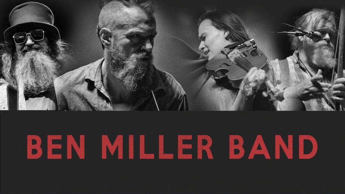 Ben Miller Band at The Hi-Fi Indianapolis