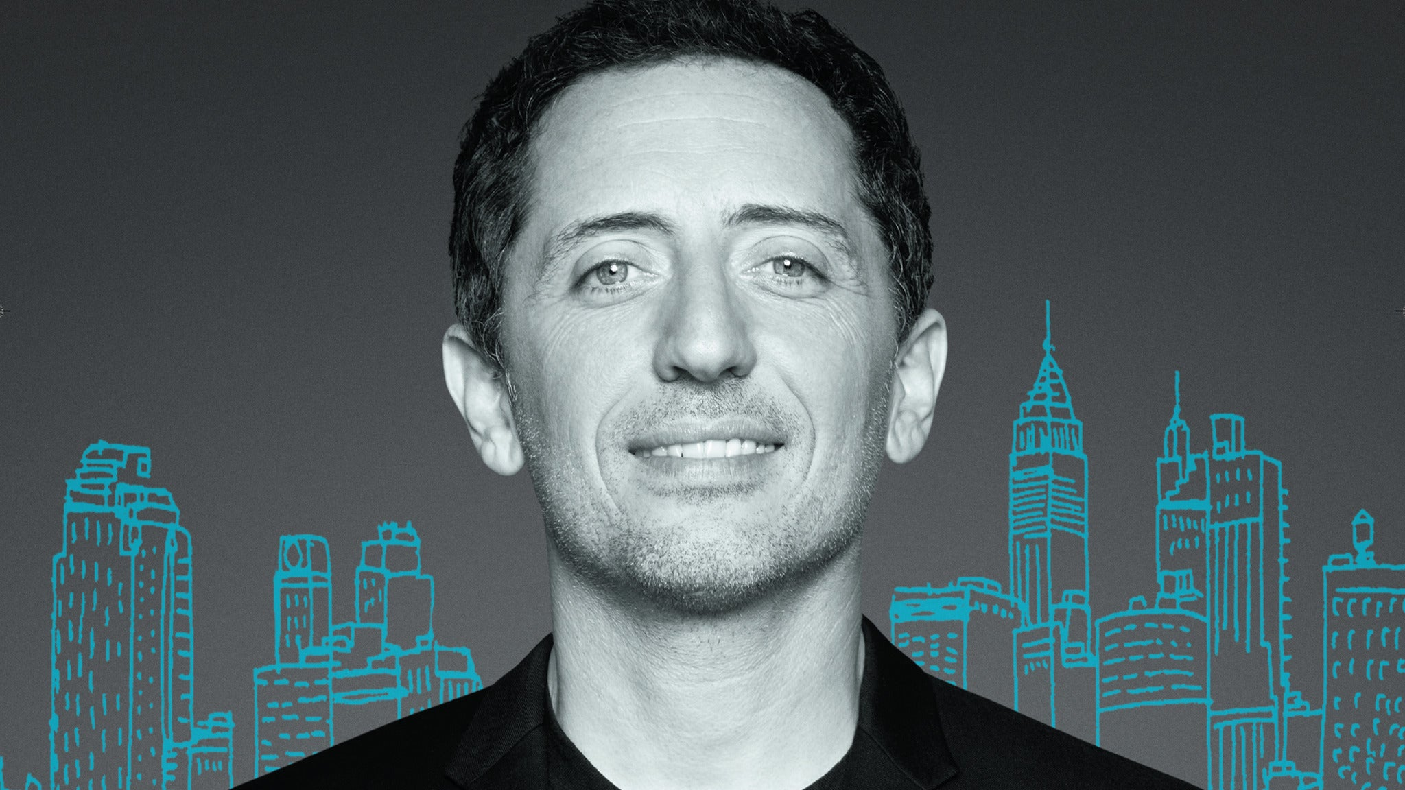 Gad Elmaleh at Chicago Improv