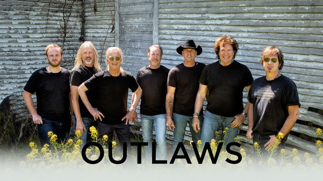 The Outlaws with Special Guests Crawford & Power At Elevation 27