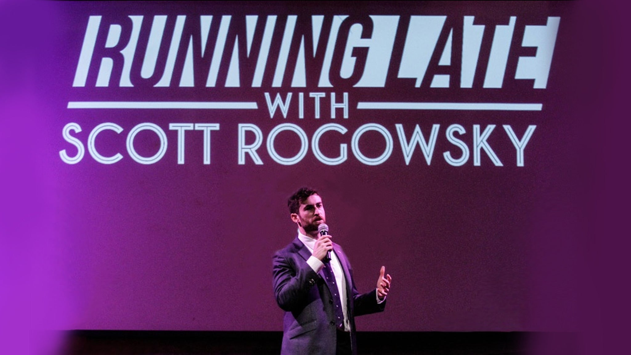 Scott Rogowsky Live! An Evening of Trivia & Comedy