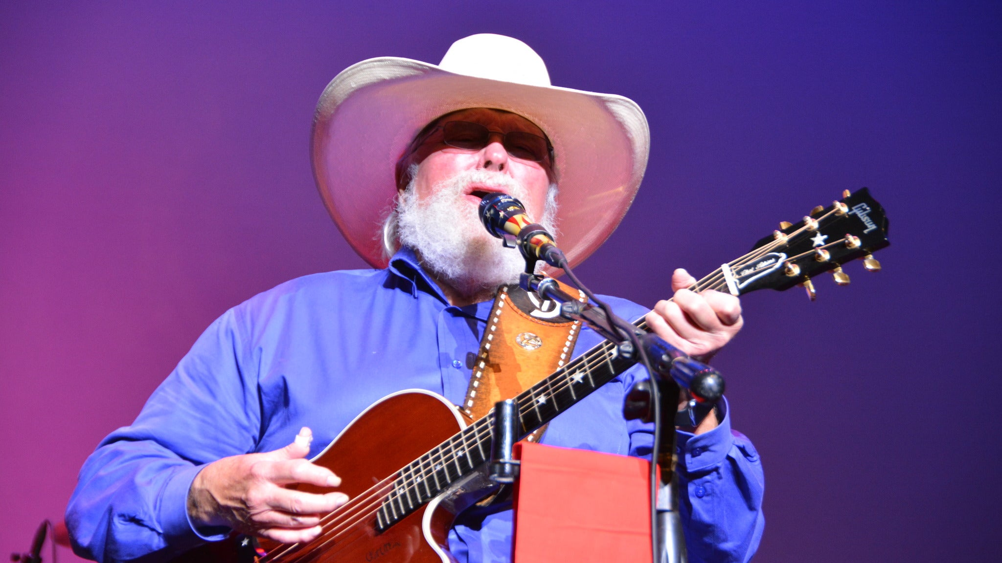 Charlie Daniels at Montgomery Performing Arts Centre
