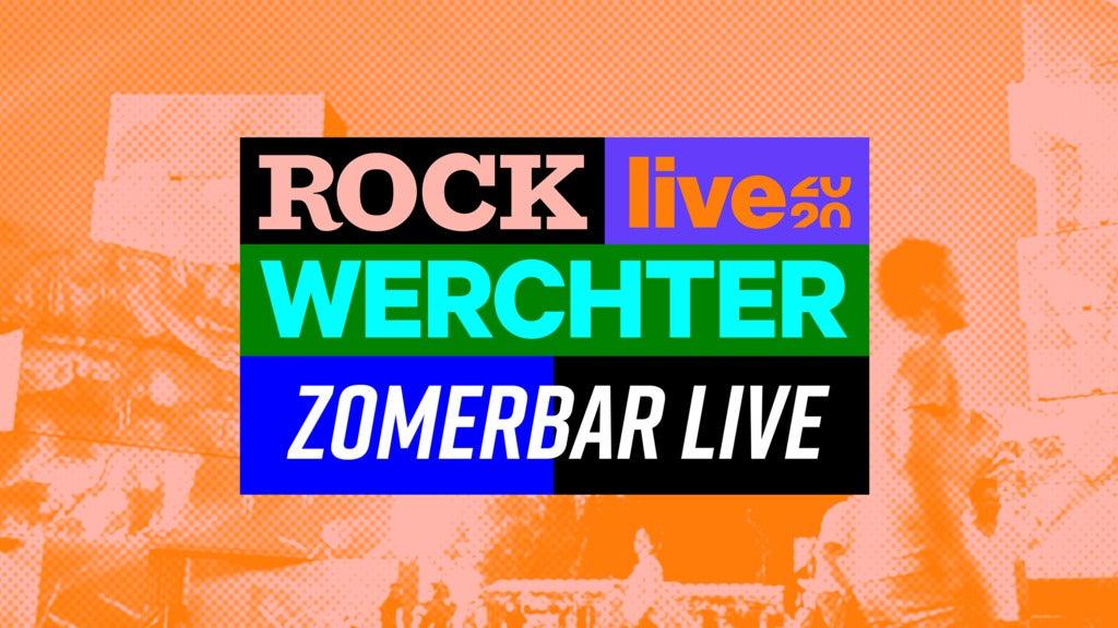Rock Werchter Zomerbar (19:00 to 23:00) - Niels Destadsbader