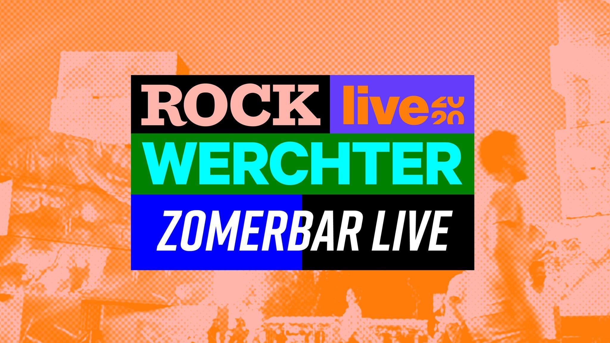 Rock Werchter Zomerbar (14:00 to 18:00) - Arno