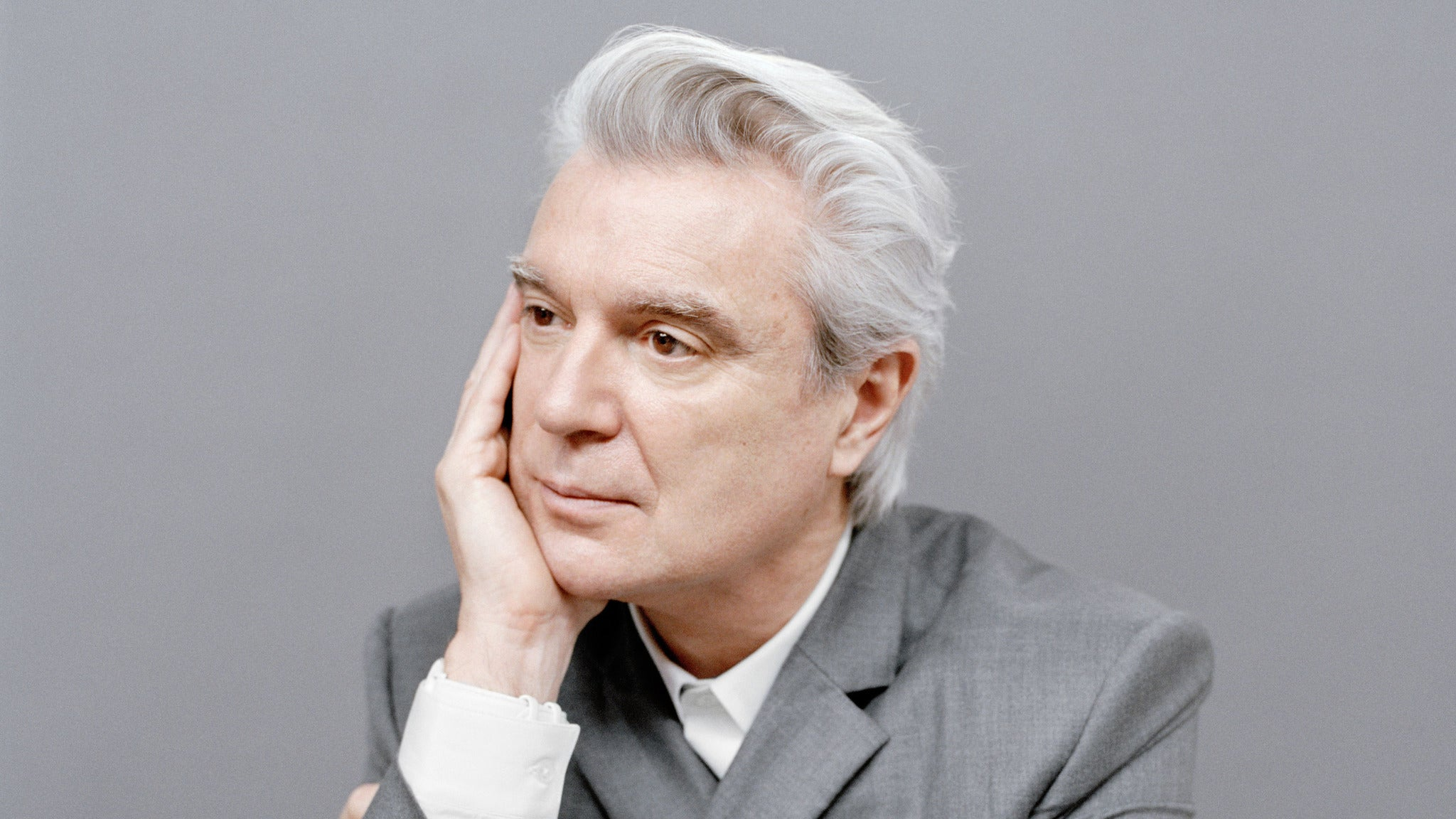 David Byrne at Des Moines Civic Center