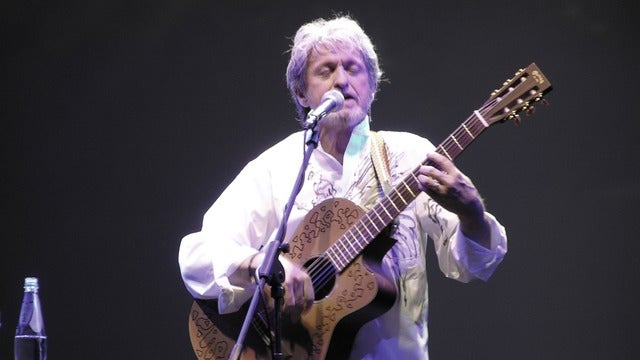 Jon Anderson Of Yes - 1000 Hands Tour