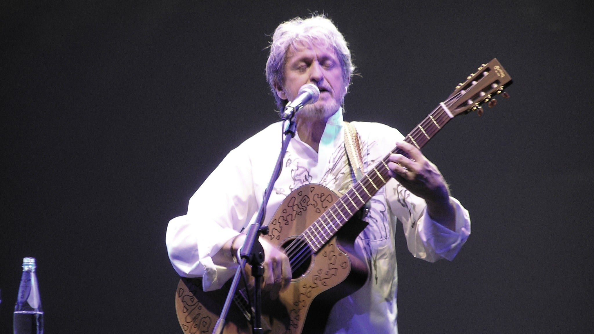 Jon Anderson at Three Stages at Folsom Lake College