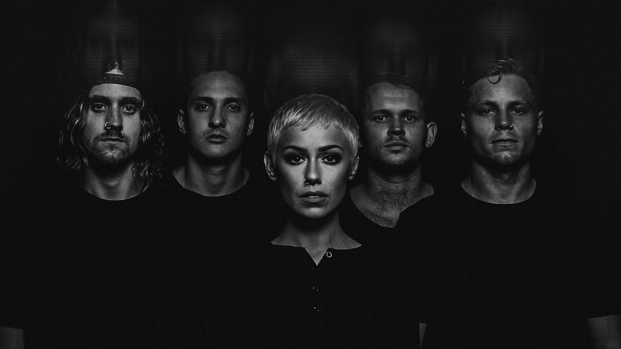 Tonight Alive with I the Mighty, Doll Skin