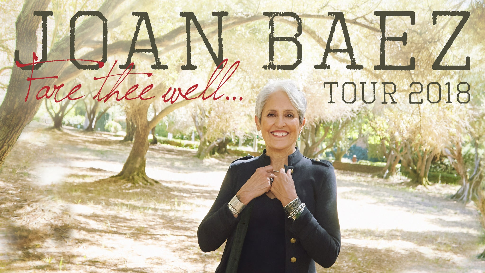 Joan Baez at Orpheum Theatre - Phoenix