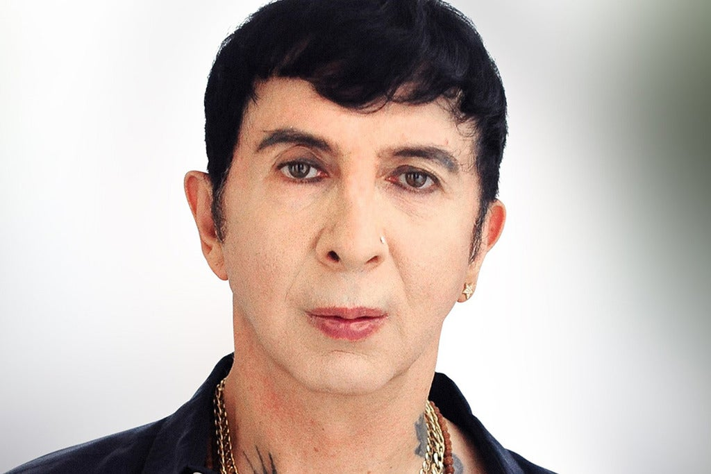 Marc Almond tickets (Copyright © Ticketmaster)