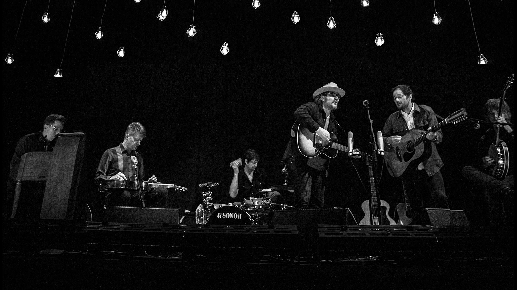 Wilco at Morrison Center for the Performing Arts