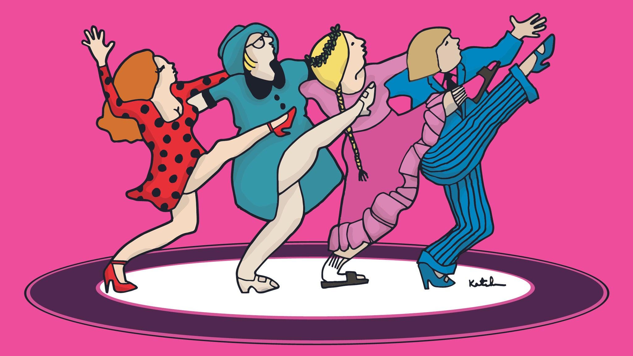 Menopause The Musical at Greensboro Coliseum Complex