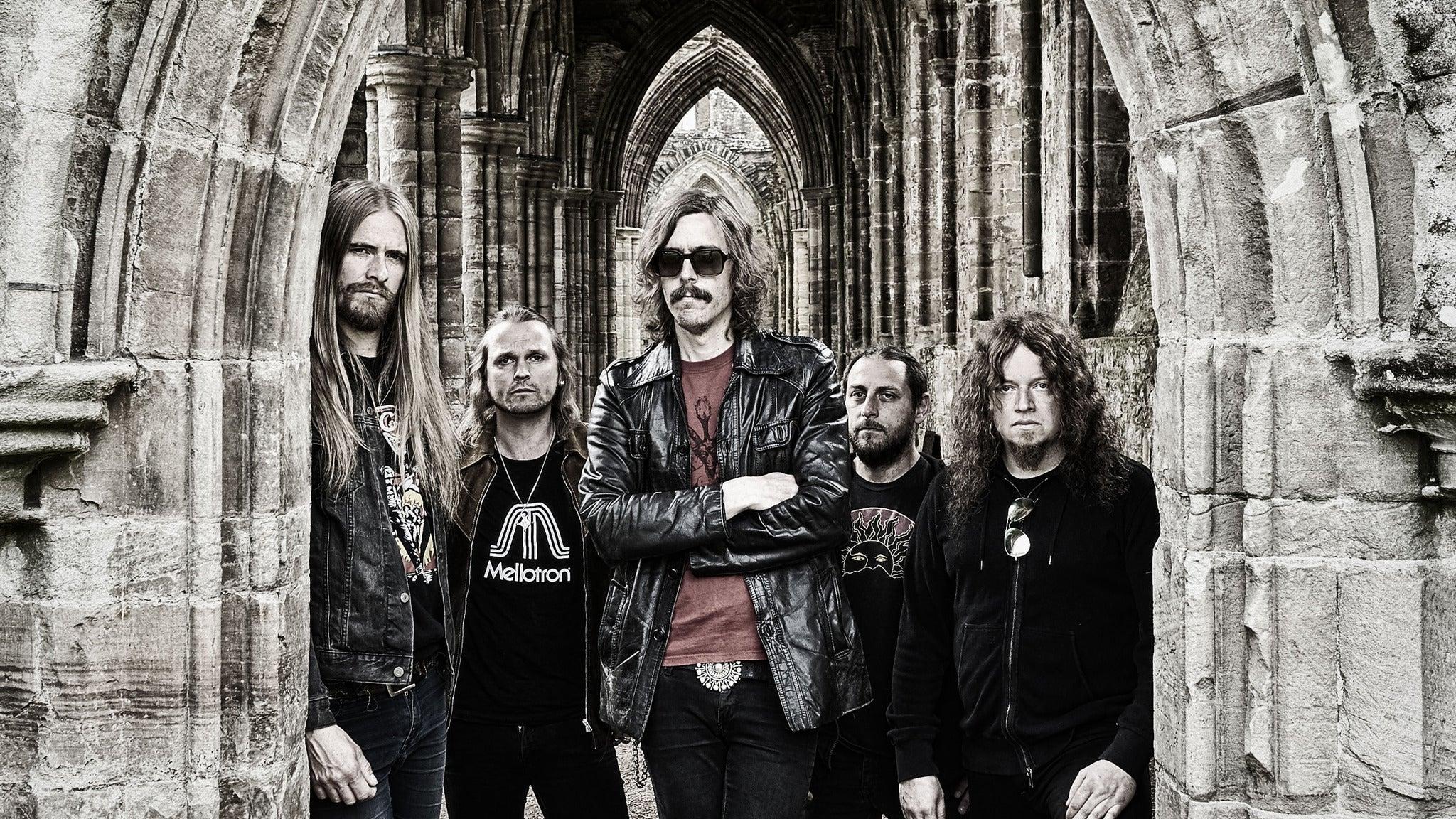 Opeth + Mastodon at Mesa Amphitheatre