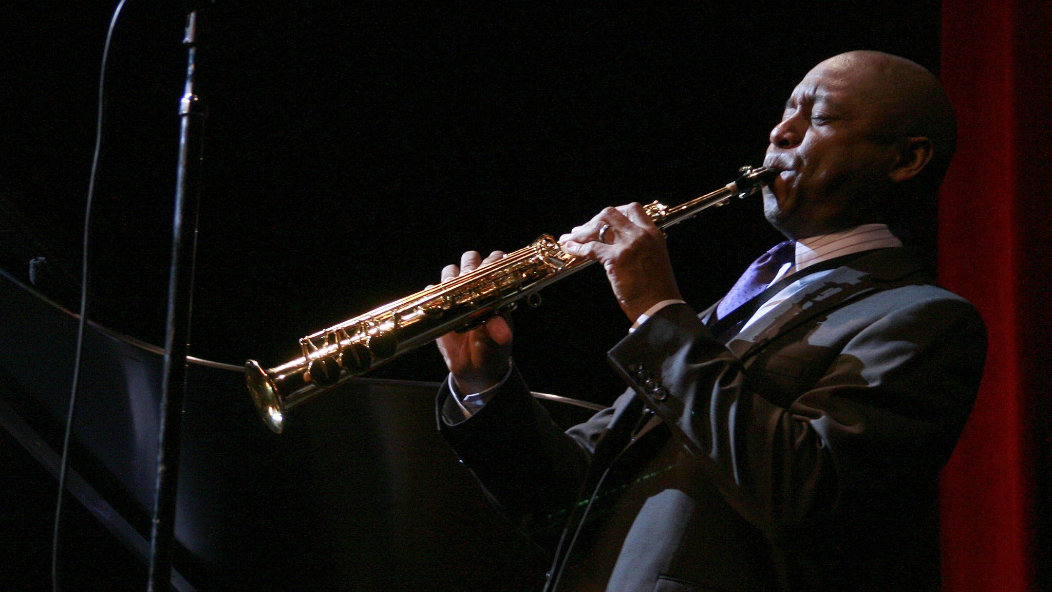 Branford Marsalis at Admiral Theatre - WA