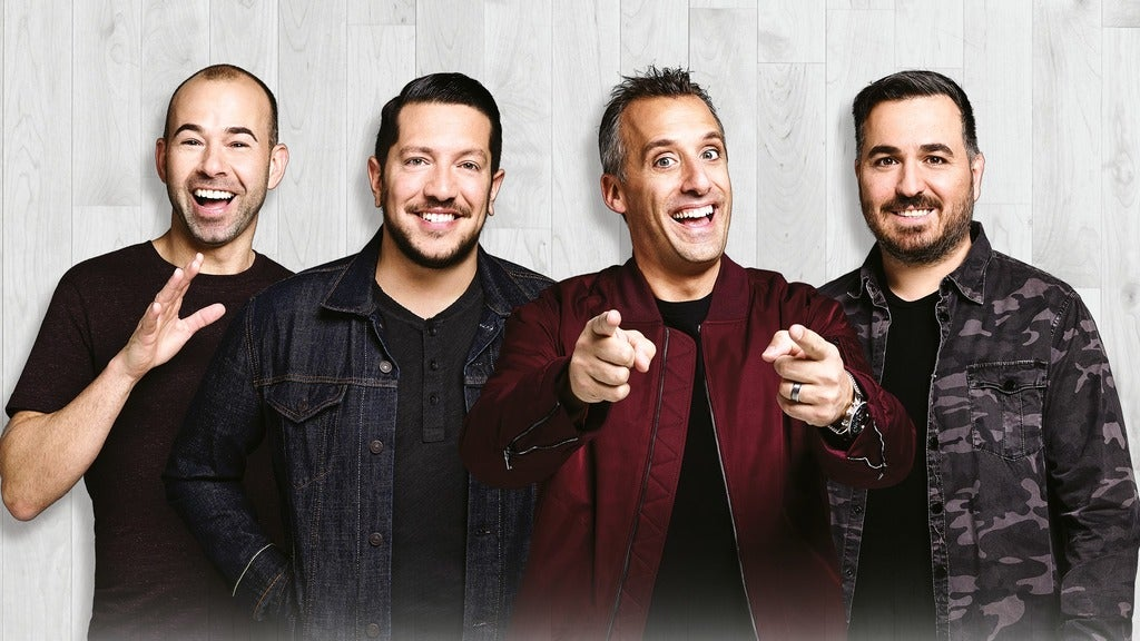 The Impractical Jokers - Official Platinum Tickets 3Arena Seating Plan