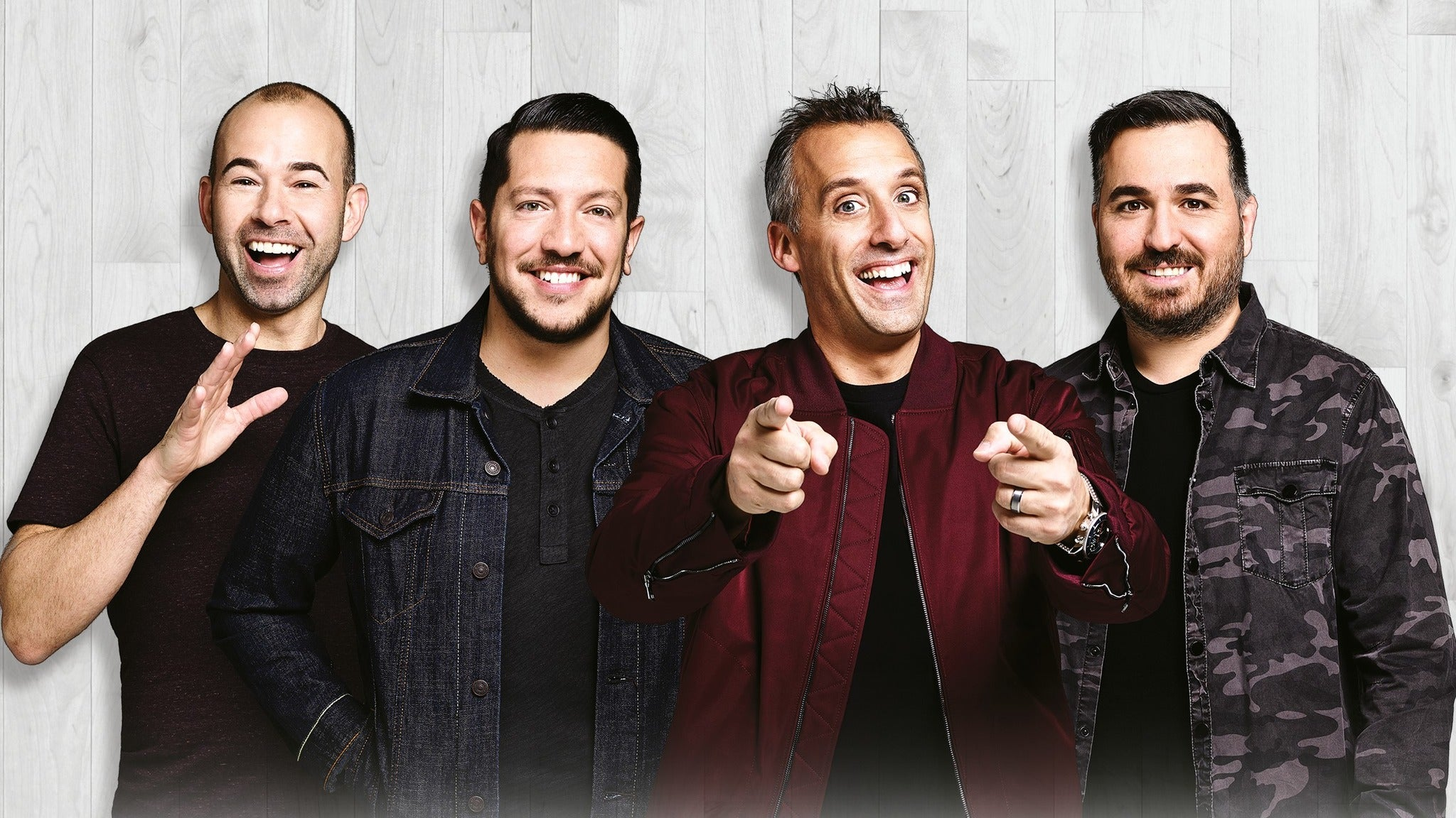 Impractical Jokers The Scoopski Potatoes Tour