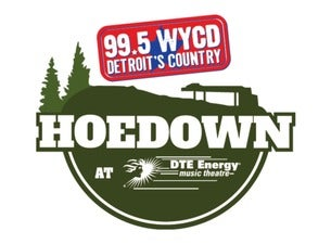 99.5 WYCD Hoedown Featuring Lady A