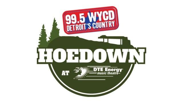 99.5 WYCD Hoedown