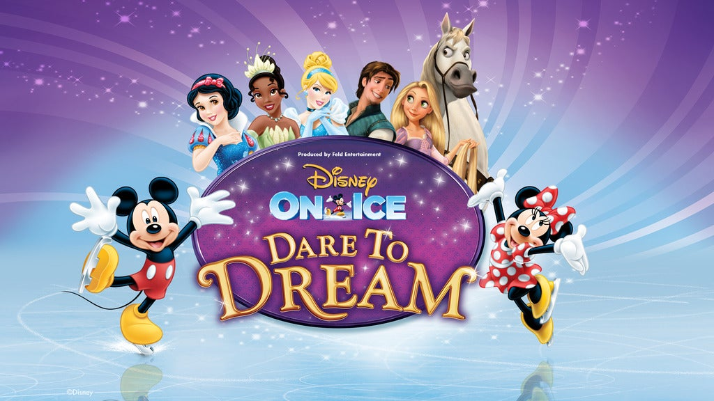 Disney on Ice Presents Dare to Dream | Lexington, KY | Rupp Arena | April 21, 2017