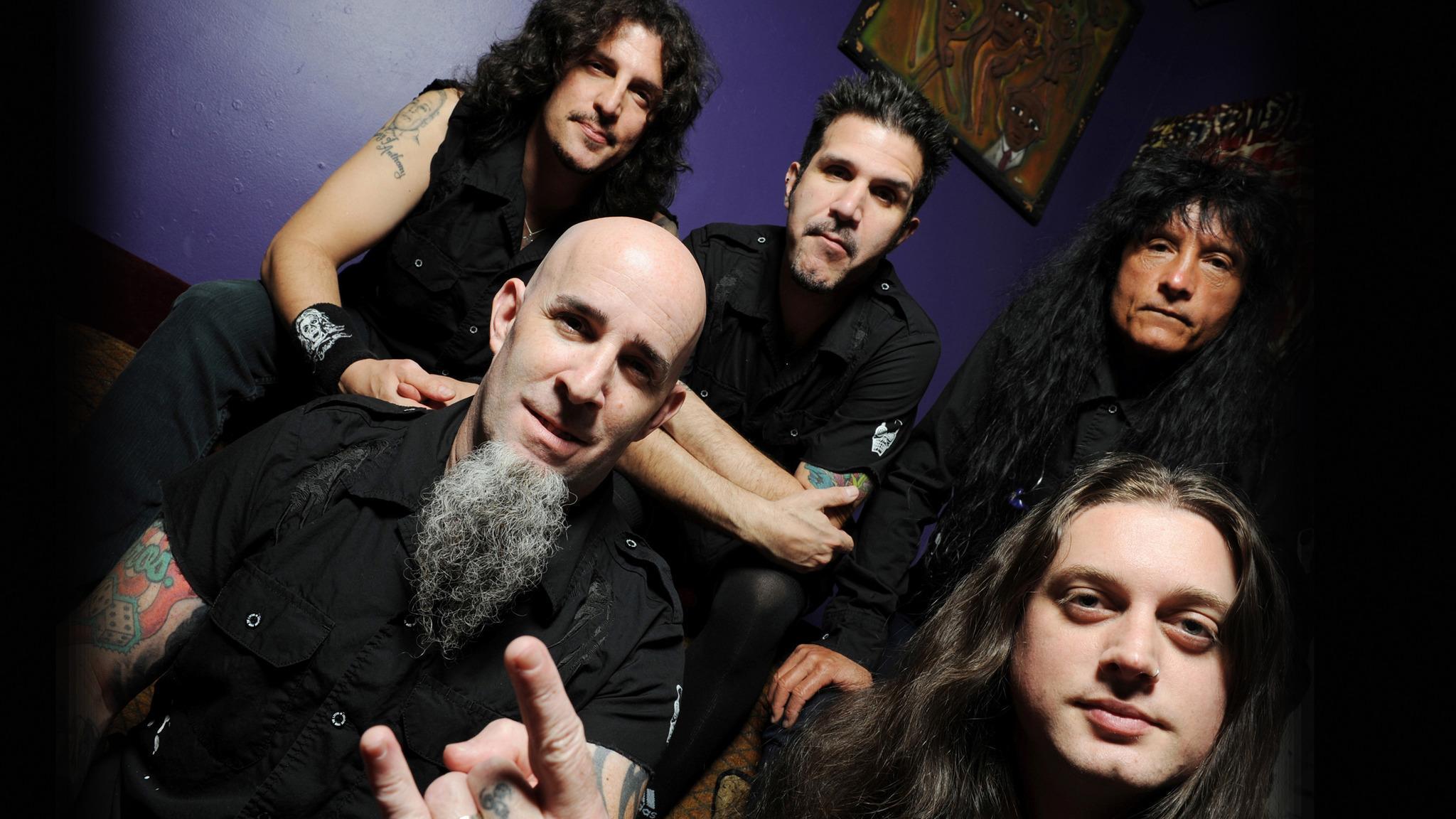 Anthrax Plus Death Angel at George Steinbrenner Field
