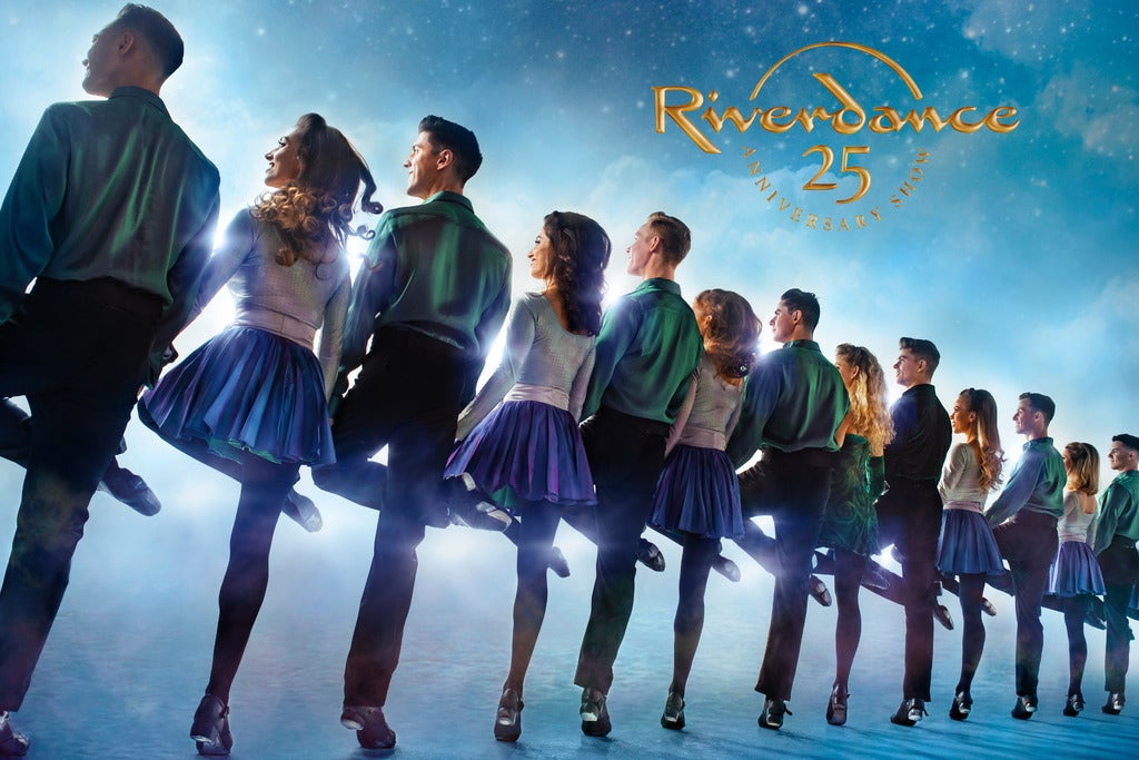 Riverdance: The New 25th Anniversary Show Seating Plans