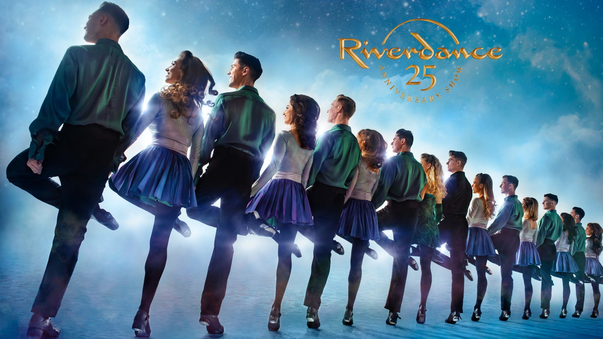 Riverdance: The New 25th Anniversary Show Event Title Pic