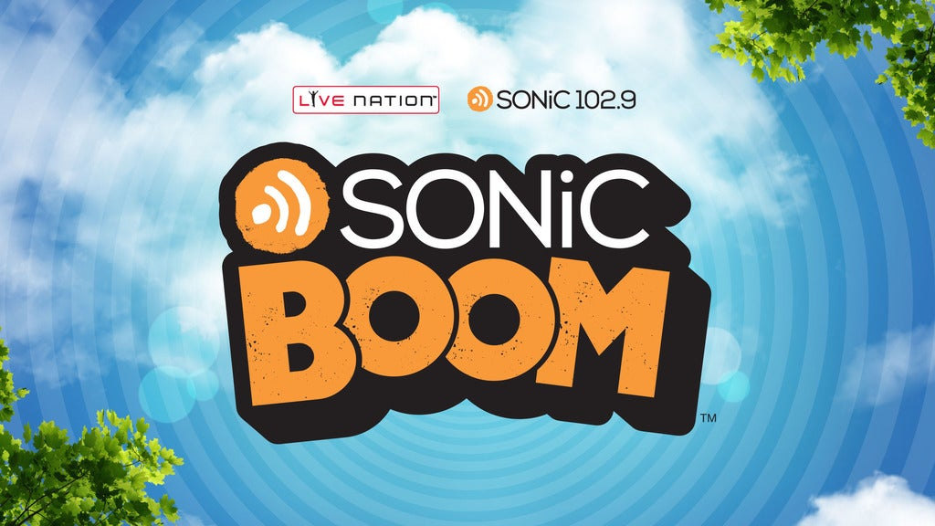 Hotels near Sonic Boom Events