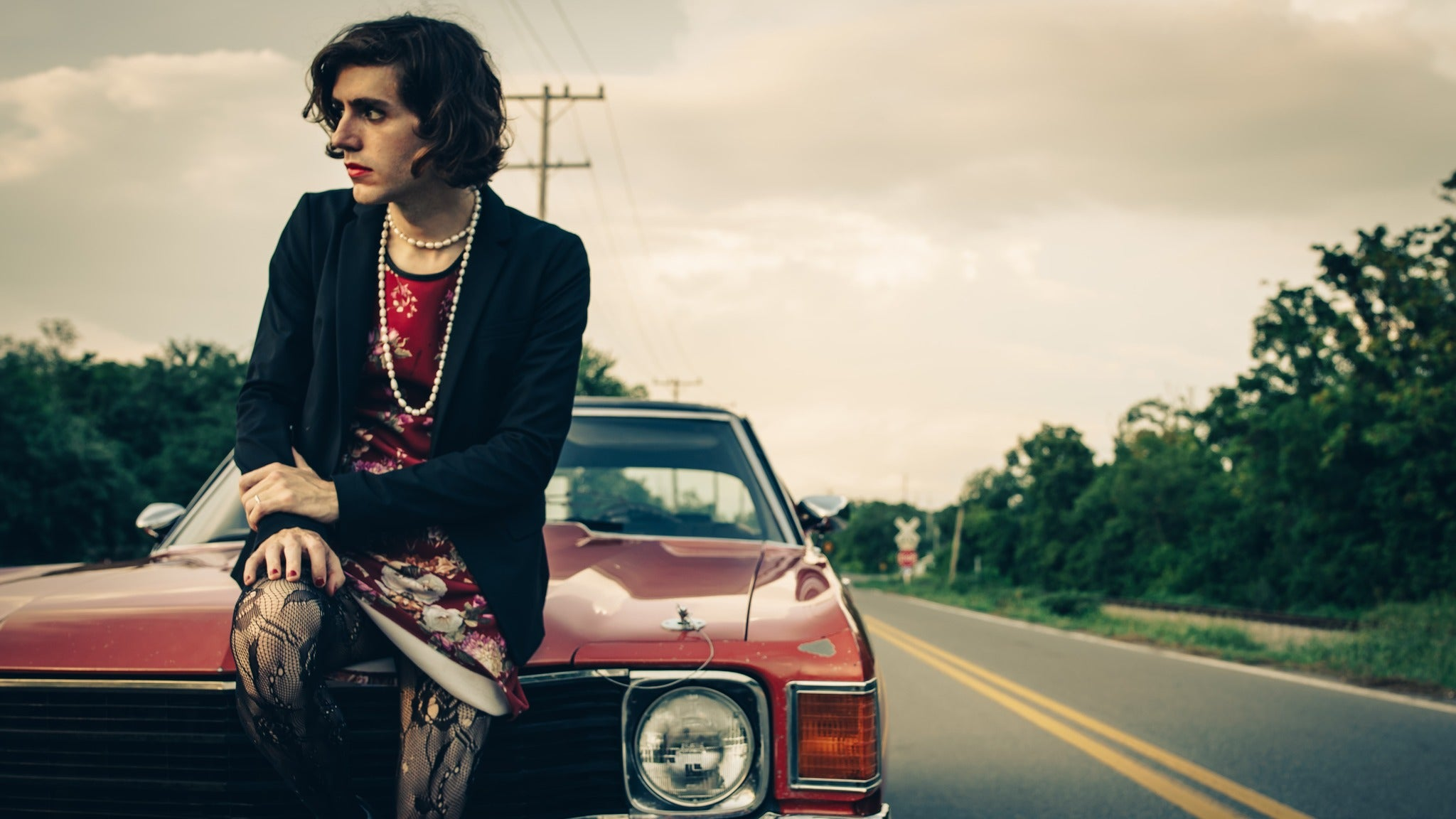 Ezra Furman at Lowbrow Palace