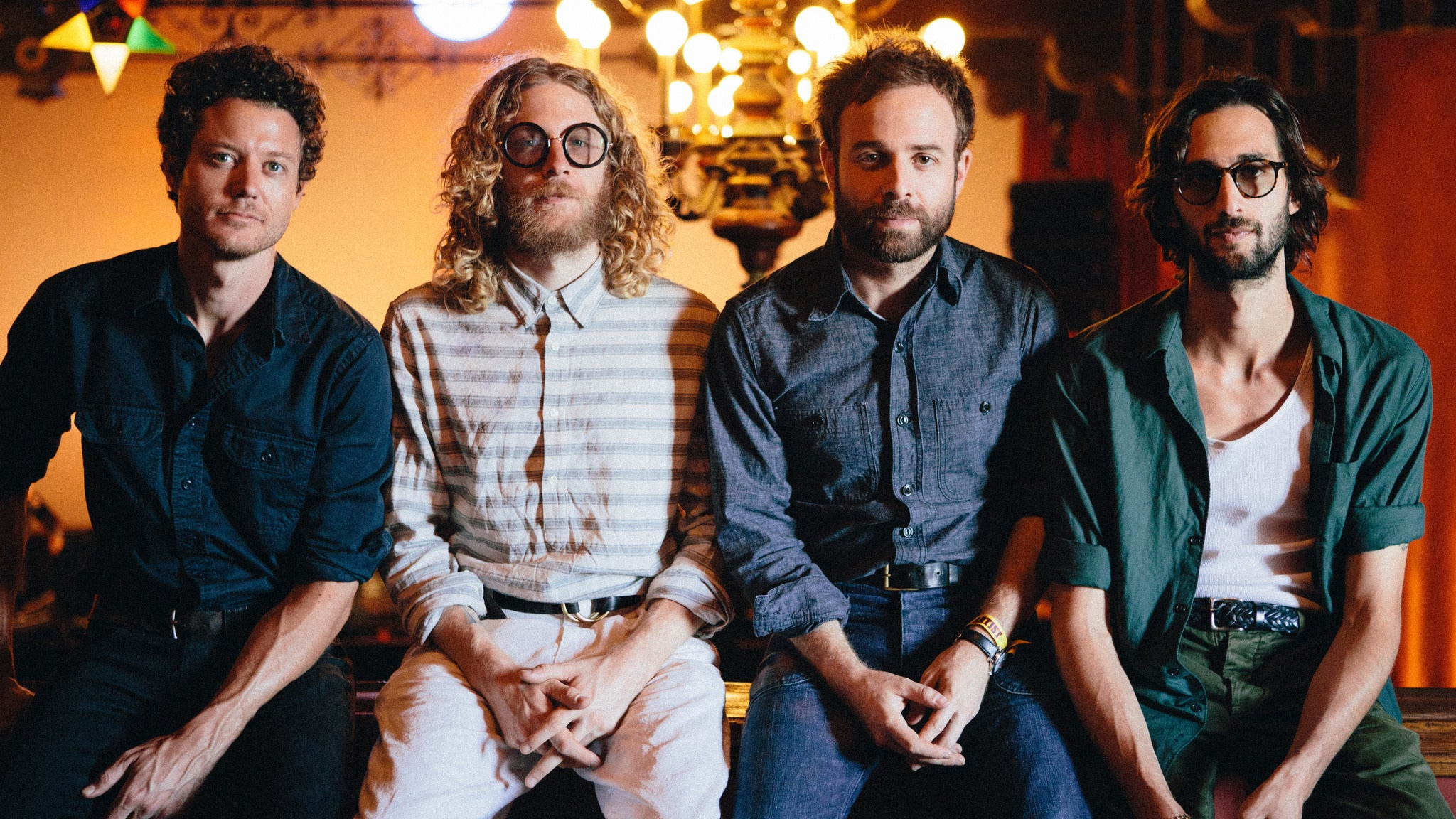 An Evening With Dawes: Passwords Tour at The Pageant
