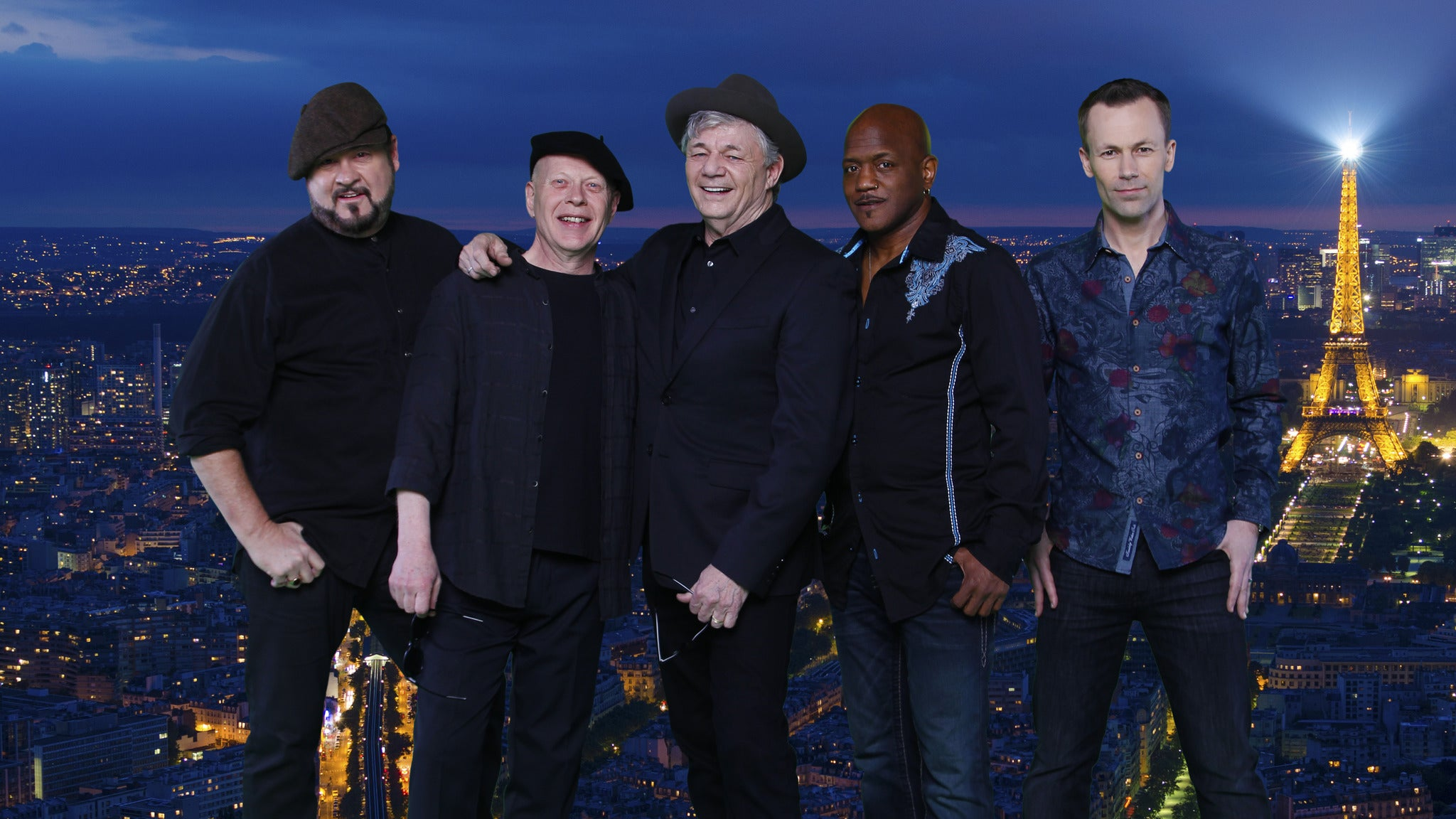 Steve Miller Band with Peter Frampton at Ford Center