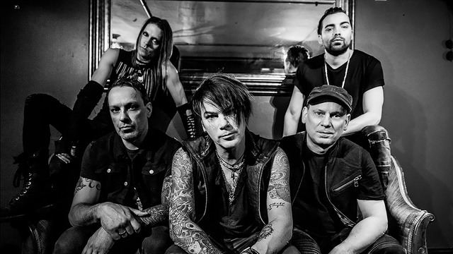 Stabbing Westward-Wither Blister Burn and Peel 25th Anniversary Tour