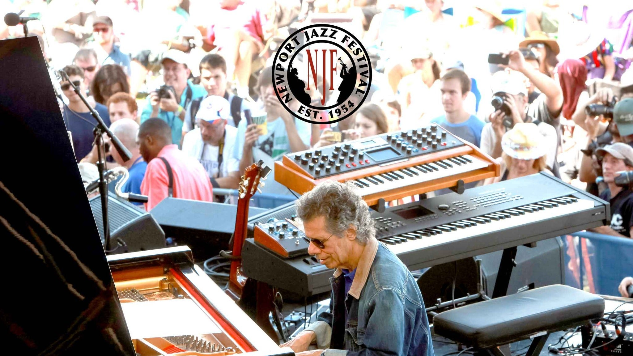 Newport Jazz Festival: Friday at Fort Adams State Park